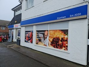 Elsenham Shops